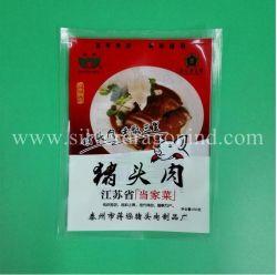 أكياس كهربائية بلاستيكية مخصصة لتغليف الأطعمة الخفيفة المطبوخة