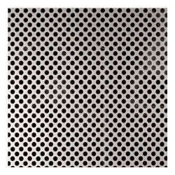 Rundes, galvanisiertes/Aluminium-Lochgitter zur Dekoration