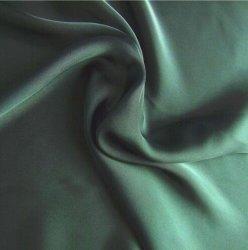 Bon Soft 100 % polyester Tissu satin robe en mousseline de vêtements pour