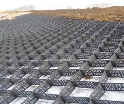 Geocell declive e reforço de leito da construção de estradas de cascalho Geocell Geocell Material de construção, de HDPE