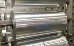 Lámina de papel de envolver con aluminio/aluminio Jumbo/grande/Bulk/grande/rollo enorme