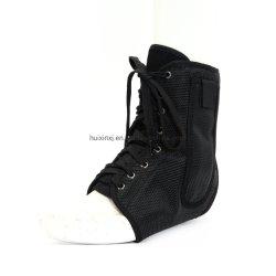 Parentesi graffa di caviglia di sostegno della caviglia del PVC Airemesh Ak-D001