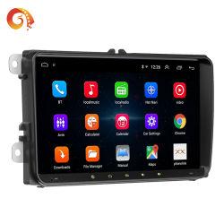 Nouveau produit DIN 9 pouces 29003 VW Soutien lien miroir tactile plein écran moniteur LCD multimédia multifonction Voiture Voiture Voiture Lecteur audio et vidéo