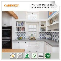 Custom Armários contemporâneo mobiliário modular moderna laminado armário de cozinha