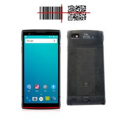 Androïde Ruwe Industriële PDA met 4G de 2D Scanner NFC van WiFi 1d