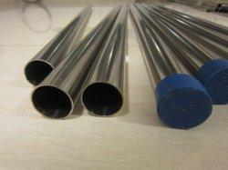 正方形ASTM Tp316 304 201か化学薬品、宇宙航空装置のための円形の電流を通されたステンレス鋼の管
