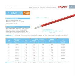UL 1570 Teflon провода 20AWG PTFE изолированных медных проводов
