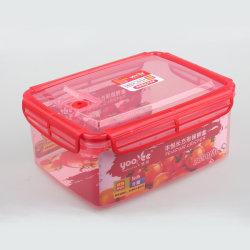 2650ml sans BPA boîte rectangulaire de la préservation de chaleur pour le stockage de la nourriture