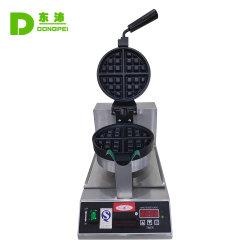 Heißer Verkaufs-kommerzielle elektrische Drehwaffel, die Bäcker-Maschine herstellt
