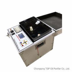 Volledig Automatische het Testen van de Diëlektrische Sterkte van de Olie van de Transformator Apparatuur (iij-ii-80)