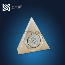 Triángulo de alimentación de CA profesional en el armario de LED/wc/mobiliario iluminacion