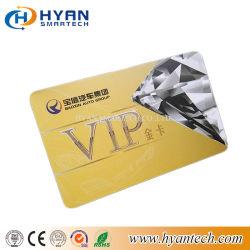 Préimprimé 13.56MHz Mifare ISO 14443 CLASSIC® 1K/4K DESFire EV1 2K/4/K/8K carte à puce RFID sans contact PVC