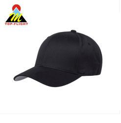 Fashion Promotion vierge personnalisée noir bleu Bouchon sport Flexfit Hat