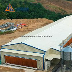 Строительство зданий из стали высокой прочности Цыпленок с сертификации ISO