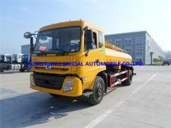 China Dongfeng Fecal 4X2 un depósito de aspiración de camiones cisterna