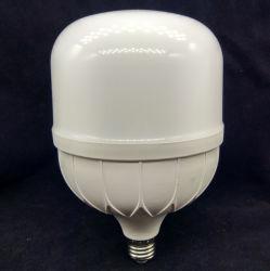 Nuevo distribuidor de aluminio de alta potencia 20W 30W 40W SMD 50W E27 B22 E40 de forma de T de la luz de lámpara de luz LED para iluminación de bajo consumo Manurfacturer
