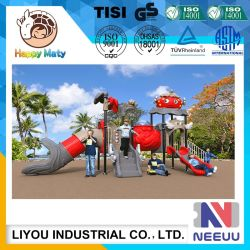 Il parco di divertimenti scherza il campo da giuoco esterno commerciale per il certificato di TUV