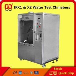 De standaard Apparatuur van de Test van de Regen om de Weerstand van het Water van Deklagen Te testen
