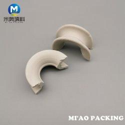 /Plastique en céramique /métal selle Intalox anneau pour lavage chimique/refroidissement/colonne de distillation
