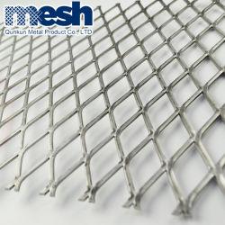 50mは網のロールスロイスのアルミニウムによって拡大された金属のアルミニウム網ロールを拡大した