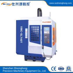 Vmc-SL740t la perforación de alta velocidad y tocando Metal CNC máquina de precisión de hardware, productos de 3c, el molde, autopartes, Telecom, dispositivo de procesamiento de aleación de acero