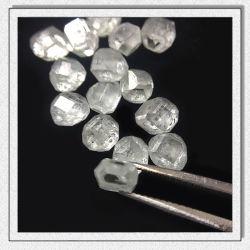 Hpht sintético sin cortar las piedras preciosas de diamantes en bruto