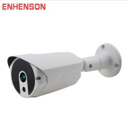 Onvifの夜間視界リアルタイムの防水H. 265 5MP IPの弾丸のカメラサポートOnvifかPoeか可聴周波IPのカメラ