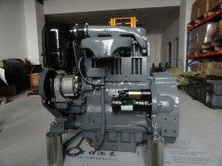 Refrigerado por aire del motor Diesel de tres cilindros