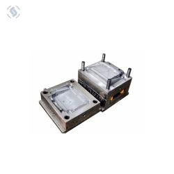 Компакт-диск из поликарбоната горячеканальной системы случае резиновые ЭБУ системы впрыска пресс-формы