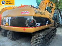 중고 일본 소형/중형/대형 백호/유압식 굴삭기 Cat/Volvo/Komatsu/Hitachi Machine 320/325 크롤러 Cat 20/24/29톤 중고/중고 굴삭기