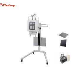 Профессиональная цифровая рентгенографическая система заводская цена медицинской больницы щиток приборов 100 Ма 200Ма Mobile X Ray цифровых портативных рентгеновского оборудования