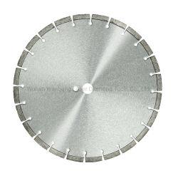 La soldadura por láser Hoja de sierra circular de hormigón el hormigón y granito