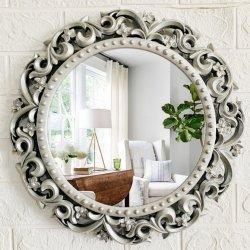 16-дюймовый настенный декор в стиле ретро цветы на стену наружного зеркала заднего вида