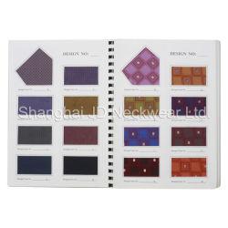 Los diseños de moda corbatas tejidas