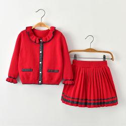 高品質のセーターの子供のセーターの方法セーターの赤ん坊のセーターの女の赤ちゃんのセーターの赤ん坊の服のセーターの非常に美しい赤ん坊の服のセーター