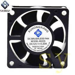 Las hojas de metal el protector del ventilador y filtro de red de protección de plástico Axial ventilador de ventilación de la tapa de CA