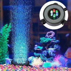 7Color LED Aquarium Lampe macht Sauerstoff für Fischtank