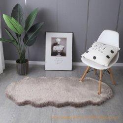 Роскошный балкон Совет домашний коврик Sheepskin фо мех современные ковры ковер
