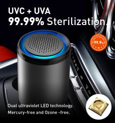 Благодаря удивительным возможностям принтеров 2020 очистителя воздуха фильтр HEPA убить 99% бактерий Car очистителя воздуха