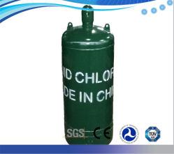よい価格の液体の塩素のための工場バルク補給シリンダー