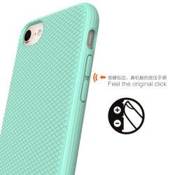 Cassa protettiva del telefono a schiocco nuovo di serie per il iPhone 8 - menta