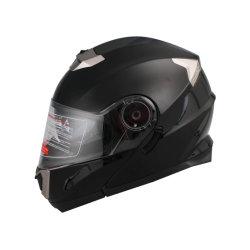 DOT/ECE capacetes para motociclistas Flip-up Capacetes modulares capacetes para motociclistas