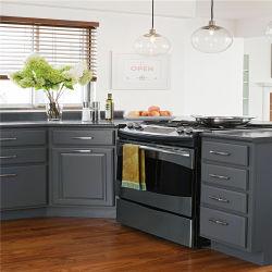 Отличное качество Apartment Hotel проекта использования модульных современной деревянной меламина ламинат кухня шкафы