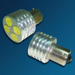 1156/1157 4 w مؤشر LED عالي القدرة، مؤشر LED عالي الطاقة، 1156 مصباح LED عالي القدرة، 1156 مصباح LED عالي القدرة
