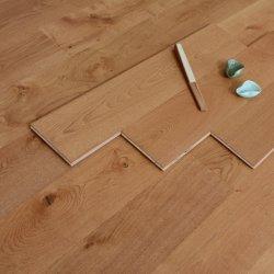 Chão de Engenharia de multicamada de Carvalho europeu/UV Lac/190mm, 220 mm, 260 mm/pisos em madeira e pisos de madeira