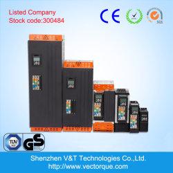 V&T Vts 0.75kw-650kw高性能およびセービングエネルギーインバーターかサーボ駆動機構