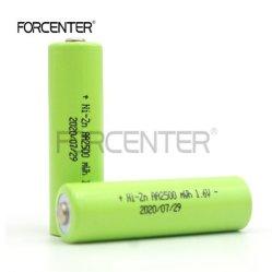 Substituição da bateria da câmara Pilha AA de NiMH recarregáveis de NiCd