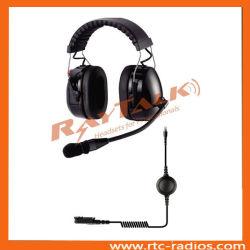 Hochleistungsc$hinter-c$d-kopf Kopfhörer mit Geräusch-Beendendem Galgenmikrophon