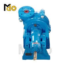 Custom horizontal moteur diesel à usage intensif de l'autonomie de la pompe centrifuge électrique d'amorçage de sable pour le sable mouillé