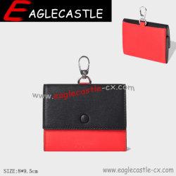 OEM-PU Кожаное портмоне карты медали кошелек пакет карт нуль Wallet мини-кошелек подарочный пакет горячей продавать дамы кошелек (CX20414)